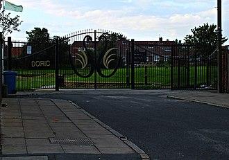 Doric Park - Image: Doric Park