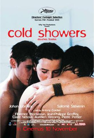 Cold Showers - Promotional poster