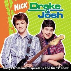 Drake & Josh (soundtrack) - Image: Drakeandjoshost