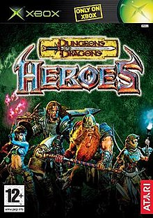 Dungeons & Dragons: Heroes - Wikipedia