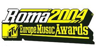 2004 MTV Europe Music Awards