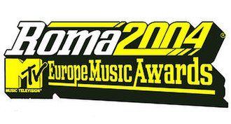 2004 MTV Europe Music Awards - Image: EMA2004LOGO