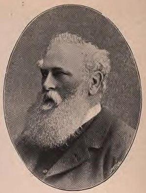 Edwin Hughes (politician) - Hughes in 1895.