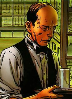 Edwin Jarvis Fictional character