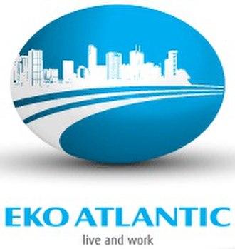 Eko Atlantic - Image: Eko Atlantic logo