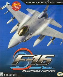 <i>F-16 Multirole Fighter</i> 1998 video game