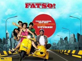 <i>Fatso!</i> 2012 Indian film