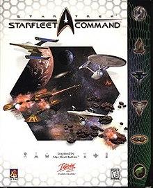 Star Trek: Starfleet Command - Wikipedia