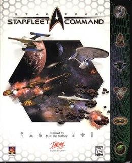 <i>Star Trek: Starfleet Command</i>