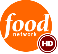 Food Network HD logo