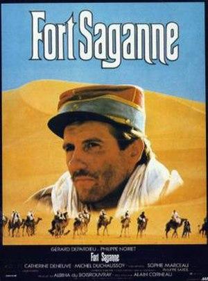 Fort Saganne - Image: Fort Saganne 1984 Poster