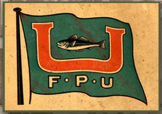 Fishermen's Protective Union - FPU Official Banner and Flag