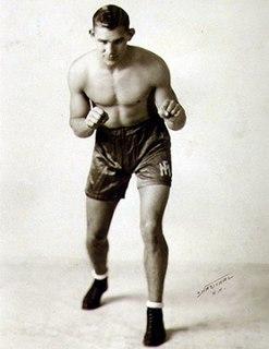 Frank Moody British boxer