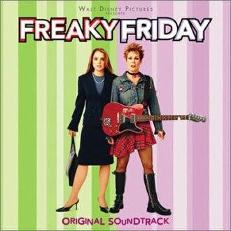 Freaky Friday (soundtrack) - Image: Freaky Friday (2003 film soundtrack album cover)