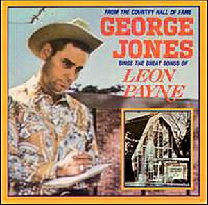 George Jones Sings the Great Songs of Leon Payne - Image: GJ Sings LP