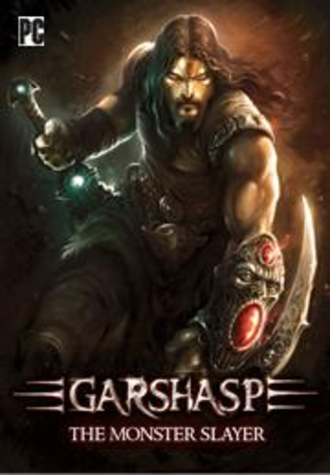Garshasp: The Monster Slayer - Garshasp: The Monster Slayer cover art as shown on GamersGate