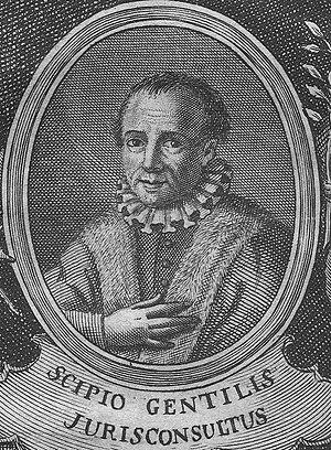 Scipione Gentili - Scipione Gentili.