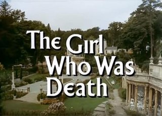 The Girl Who Was Death 15th episode of the first season of The Prisoner