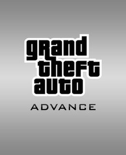 <i>Grand Theft Auto Advance</i> handheld console game