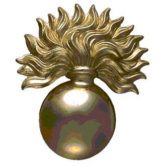 Grenadier Guards - Image: Grenadier Guards Cap Badge