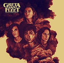 Image result for greta van fleet black smoke rising