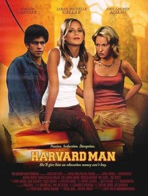 Harvard Man - Release poster