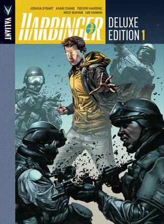 Harbinger (comic book) - Image: Harbinger Deluxe HC