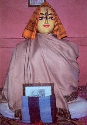 Haridasa Thakur - Image: Haridasa Thakura murti at Benapol in Bangladesh