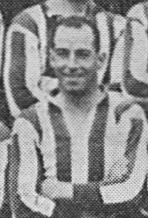 Herbert Lawson - Lawson while with Brentford in 1927.