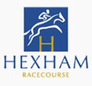 Hexham Racecourse - Image: Hexham racecourse logo