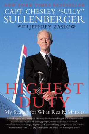 Highest Duty: My Search for What Really Matters - Image: Highestduty