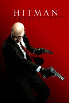 <i>Hitman: Absolution</i> action-adventure stealth video game
