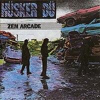 Zen Arcade cover