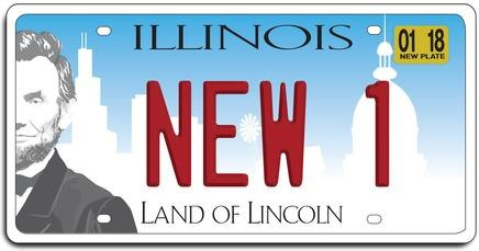 IllinoisLicensePlates