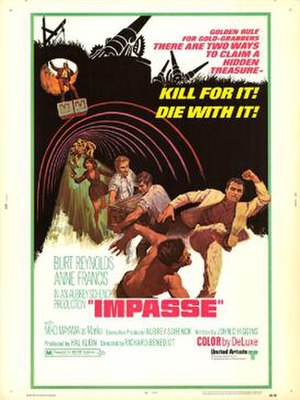 Impasse (film) - Theatrical release poster