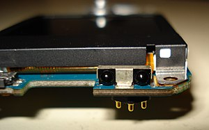 LED circuit - Mobile phone IrDA