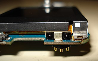 LED circuit - Mobile phone IrDA
