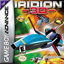 Iridion 3D cover art
