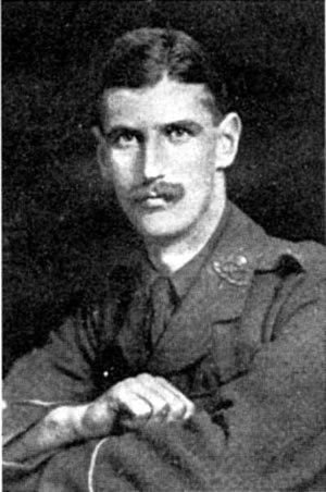 John Leslie Green - Captain J.L.Green