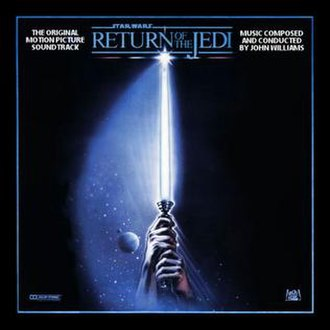 Return of the Jedi (soundtrack) - Image: Jedi ost
