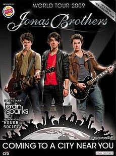 Jonas Brothers World Tour 2009.jpg