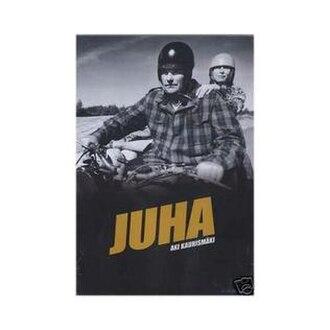 Juha (1999 film) - DVD cover
