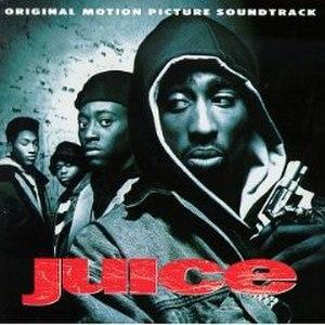 Juice (soundtrack) - Image: Juice OST