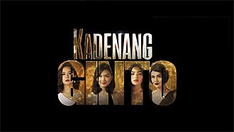 Kadenang Ginto - Image: Kadenang Ginto titlecard