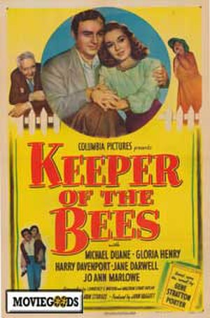 Keeper of the Bees (1947 film) - Original Theatrical Poster