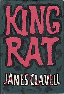 King Rat (1962 novel).jpg