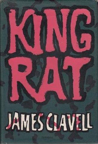 King Rat (Clavell novel) - 1st Edition hardback