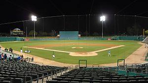 Tucson Saguaros - Kino Veterans Memorial Stadium, Tucson, Arizona (2016)