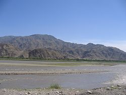 Kunar River in Bar Kashkot Kuz Kunar District Nangarhar 08.jpg