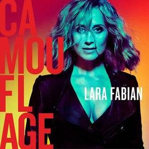 Camouflage (Lara Fabian album) - Image: Lara Fabian Camouflage 2017
